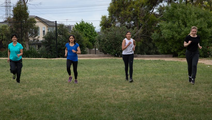 Australia Day Run